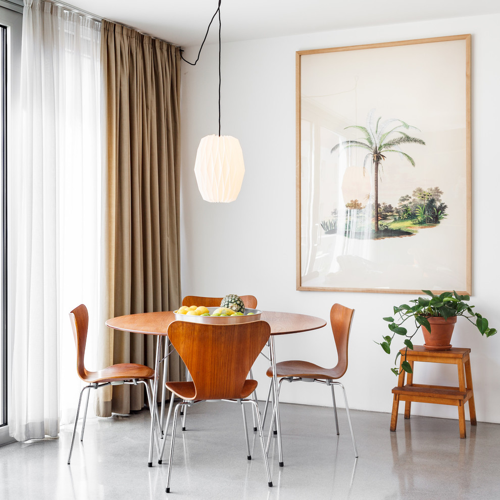 Loft Berlin Mitte Midcentury Dining Room Hamburg By Emma B Home