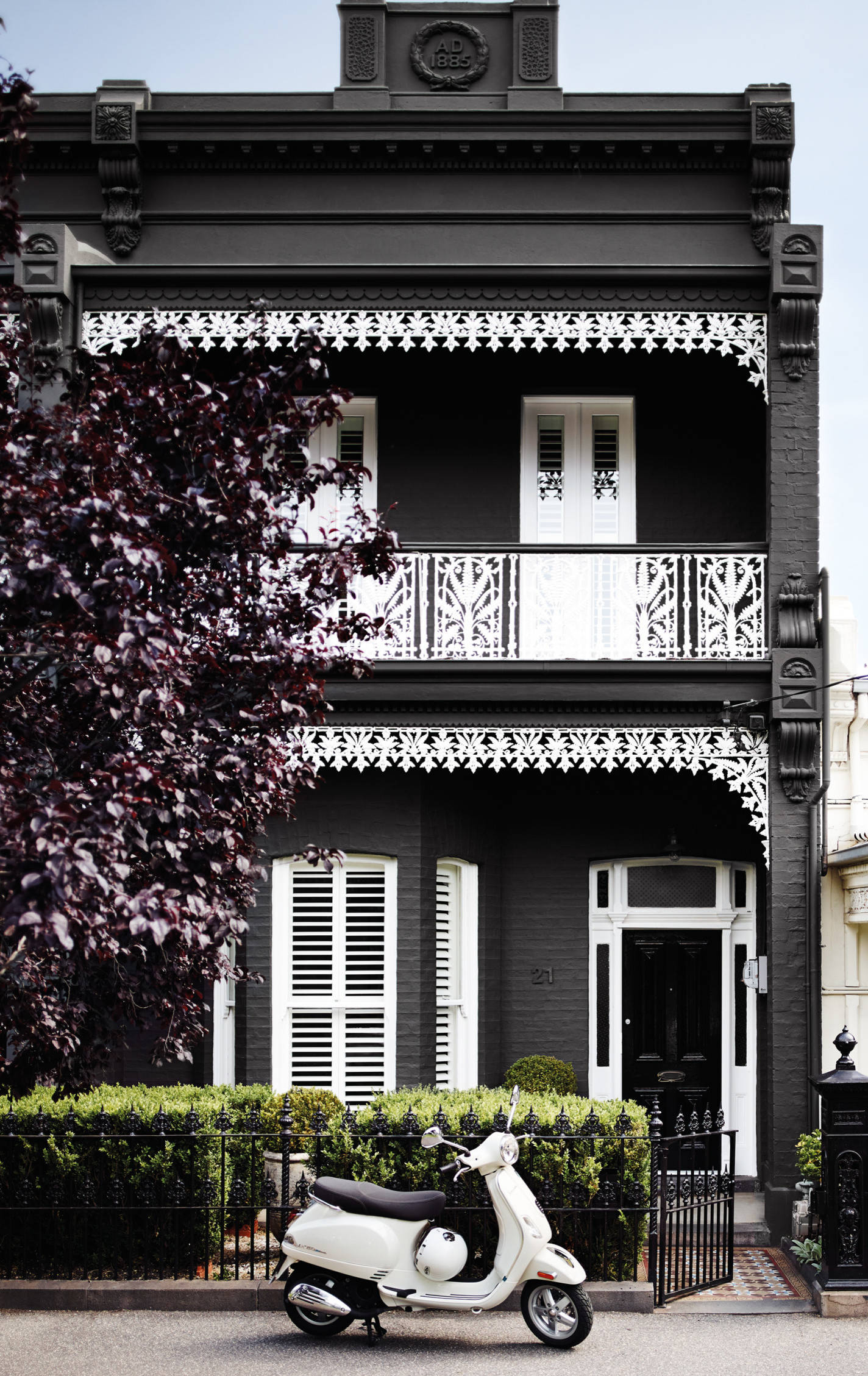 5 Timeless Exterior Paint Color Schemes Houzz Au