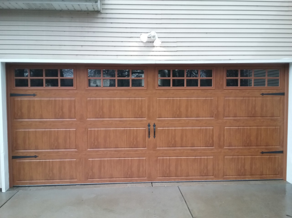 Wood And Faux Wood Garage Door Ideas From Prolift Garage