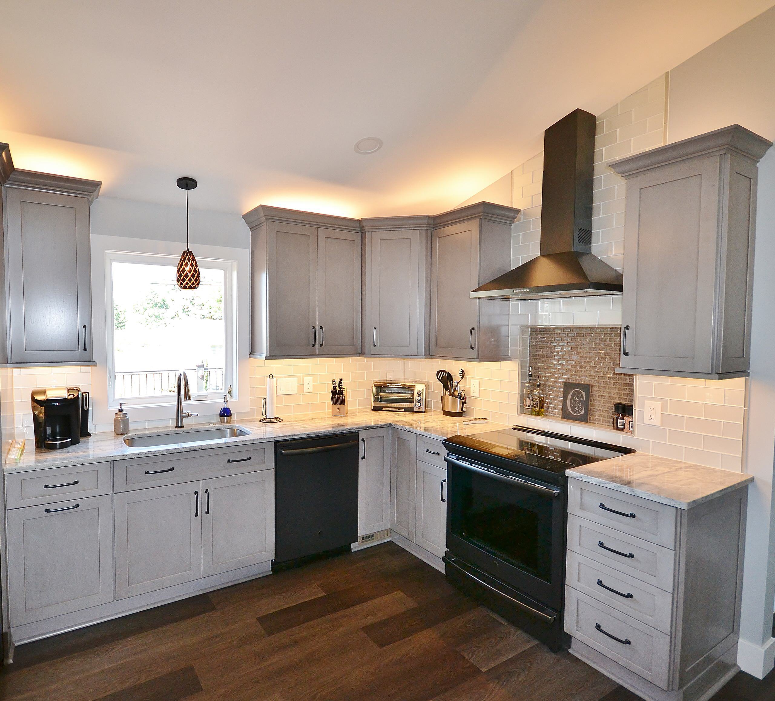 Awesome Norristown Pa Bi Level Home Remodel Transitional Kitchen Philadelphia By Chester County Kitchen Bath Houzz