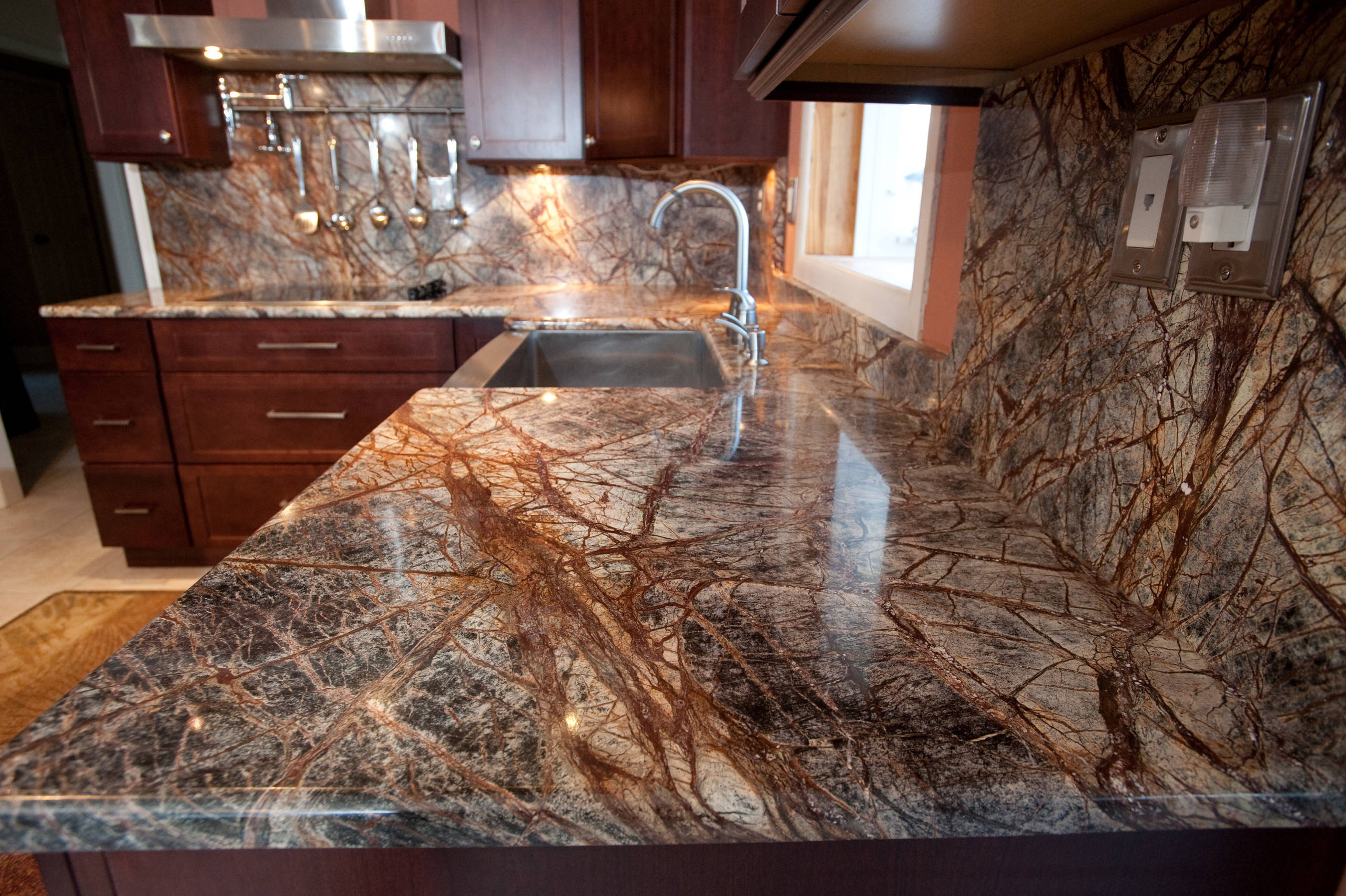 Rainforest Granite Houzz