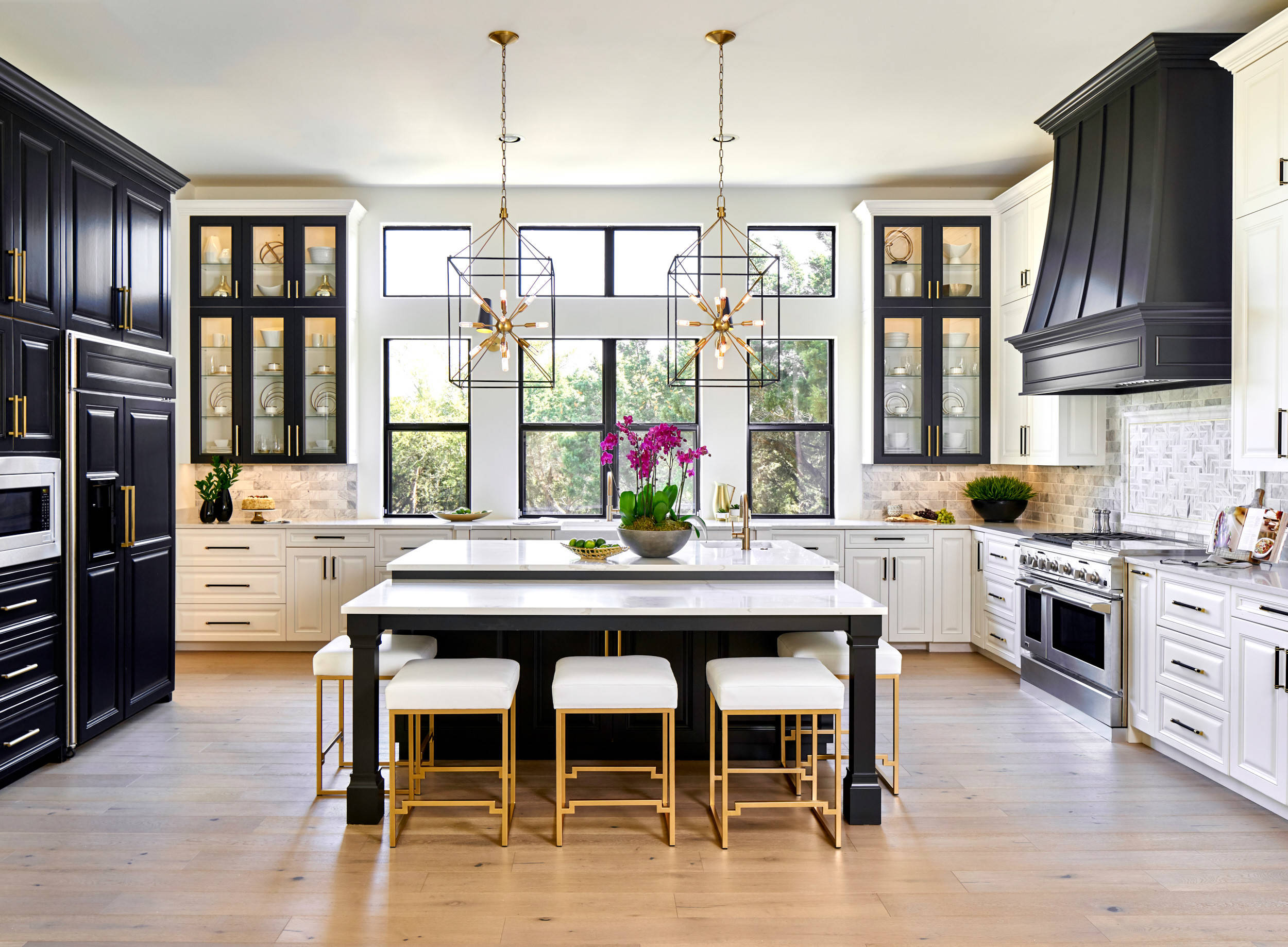 Cream And Black Kitchen Ideas Photos Houzz