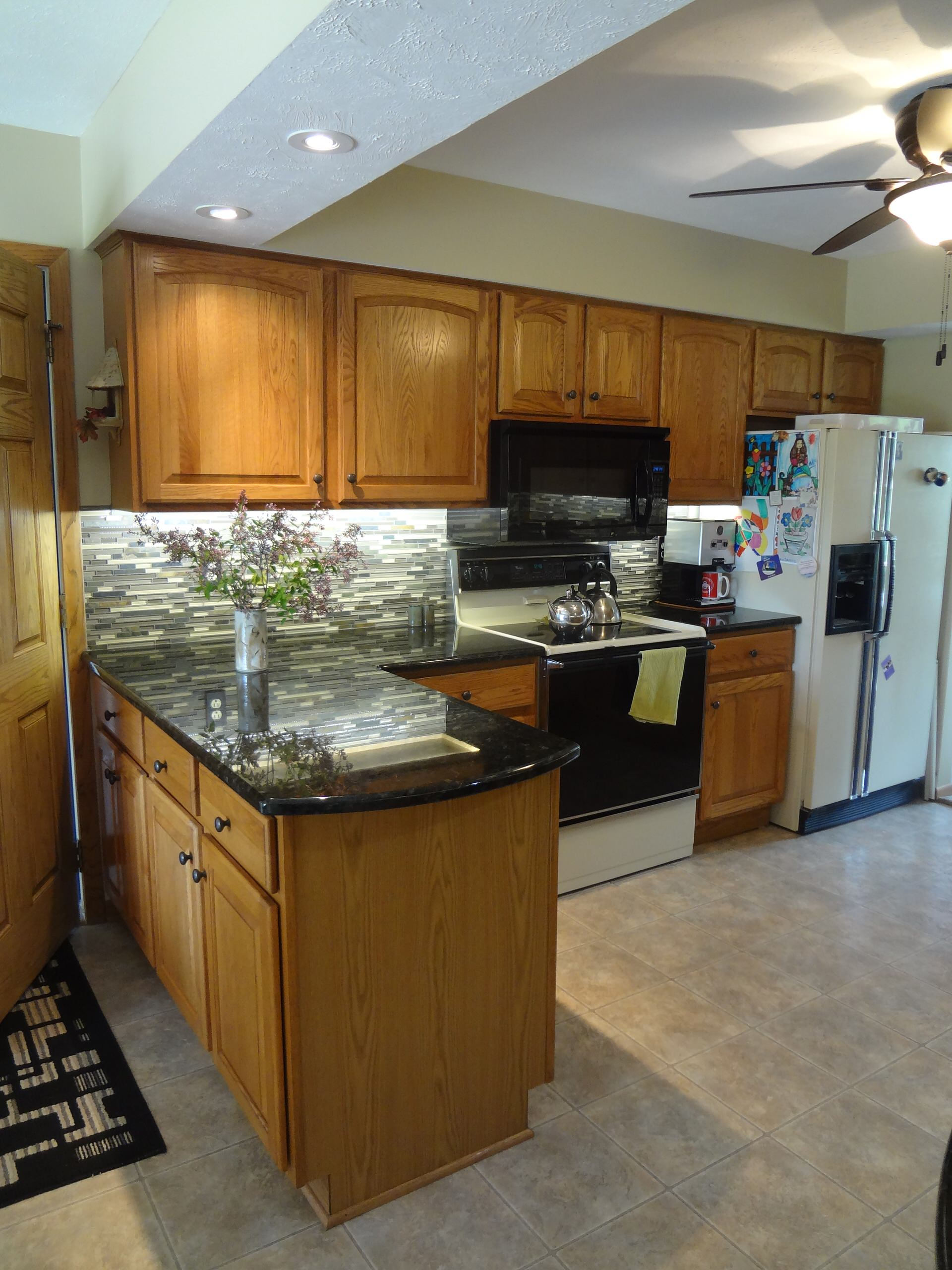 Verde Maritaka Granite Counters Houzz