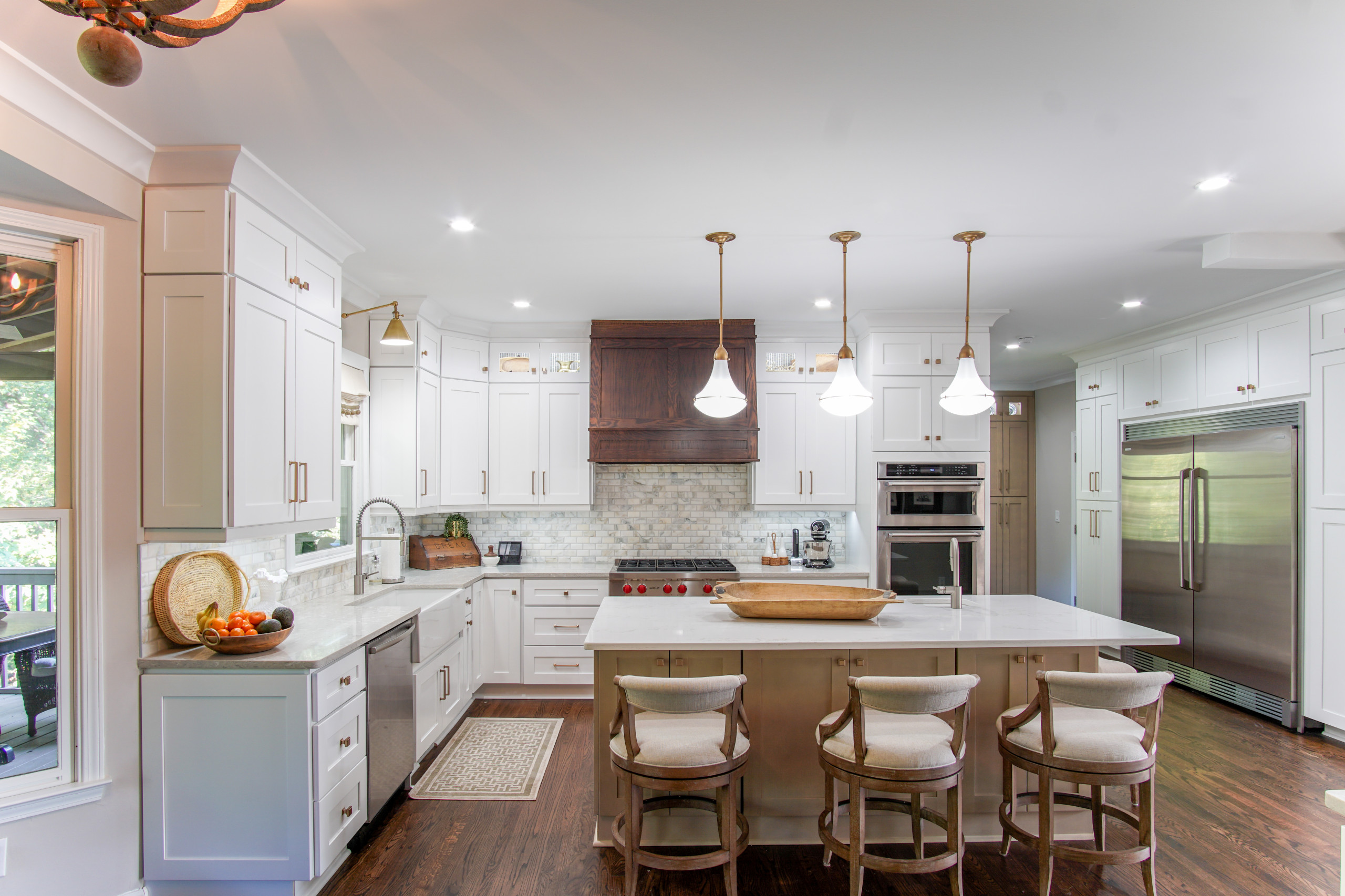 75 Beautiful Transitional Kitchen Pictures Ideas May 2021 Houzz