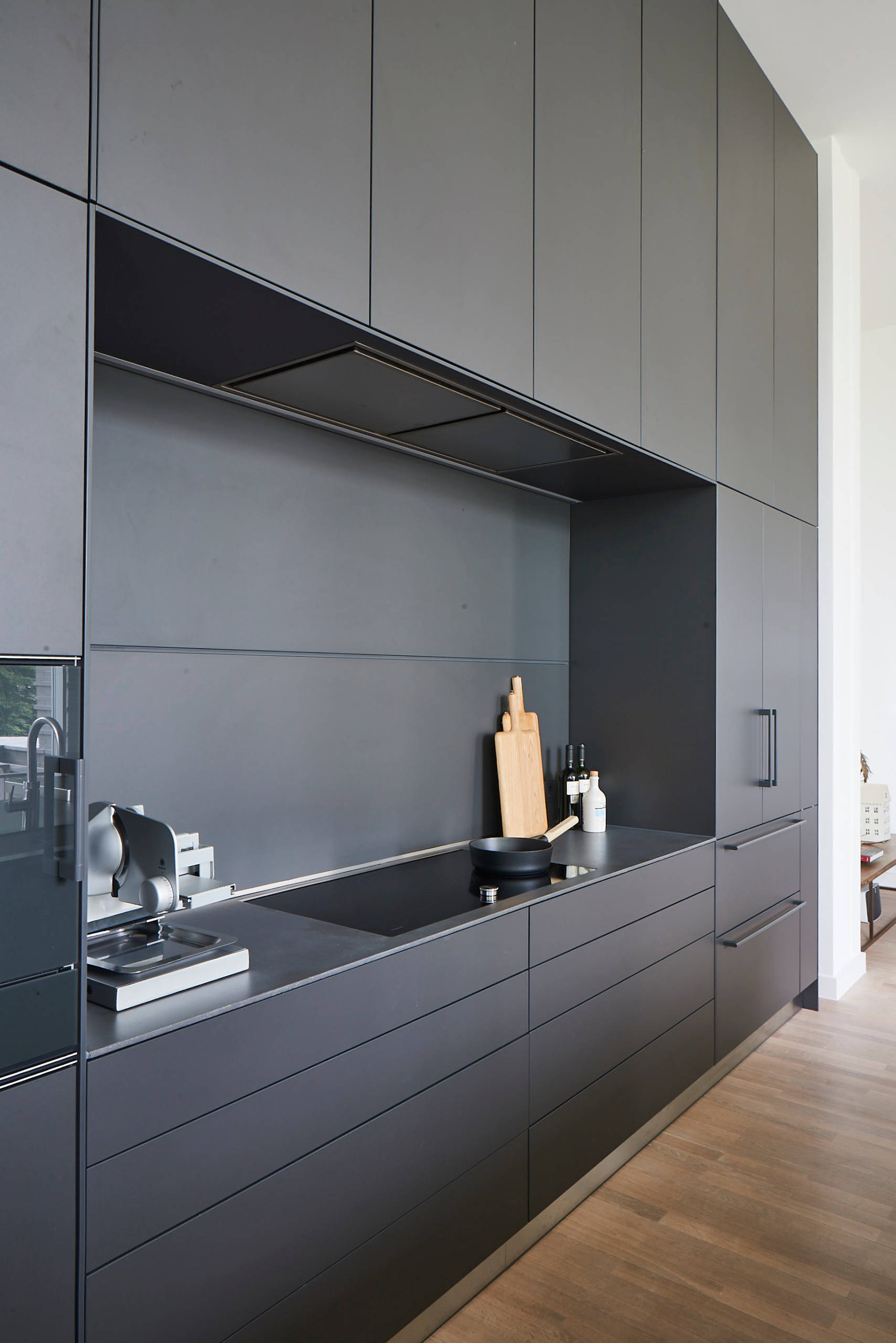 Bulthaup B3 Bulthaup B3 - Mittelweg - Contemporary - Kitchen - Hamburg - By Küchen-atelier-hamburg, Bulthaup In Winterhude | Houzz