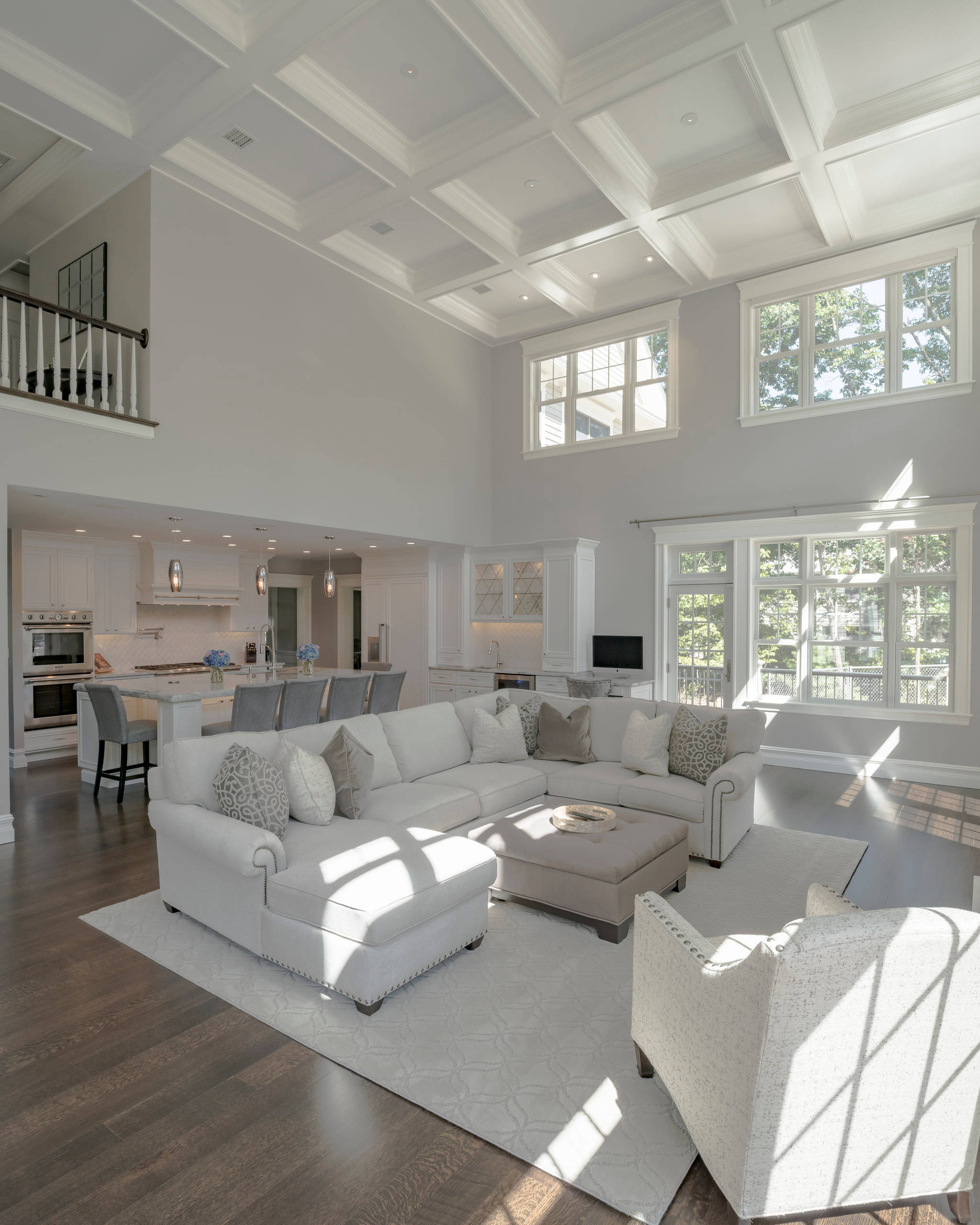 75 Beautiful Living Room With Beige Walls Pictures Ideas May 2021 Houzz