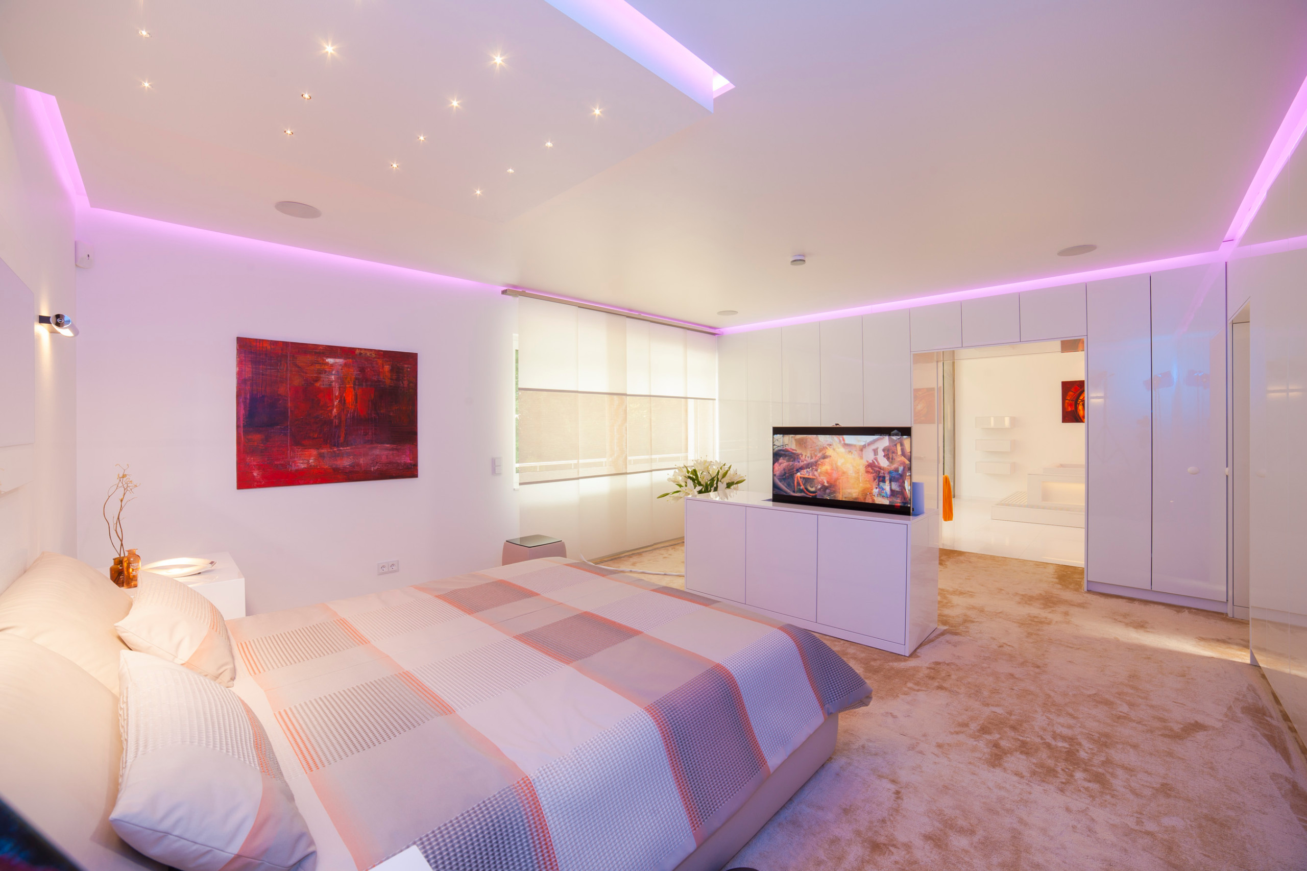 75 Beautiful Luxury Pink Bedroom Pictures Ideas February 2021 Houzz