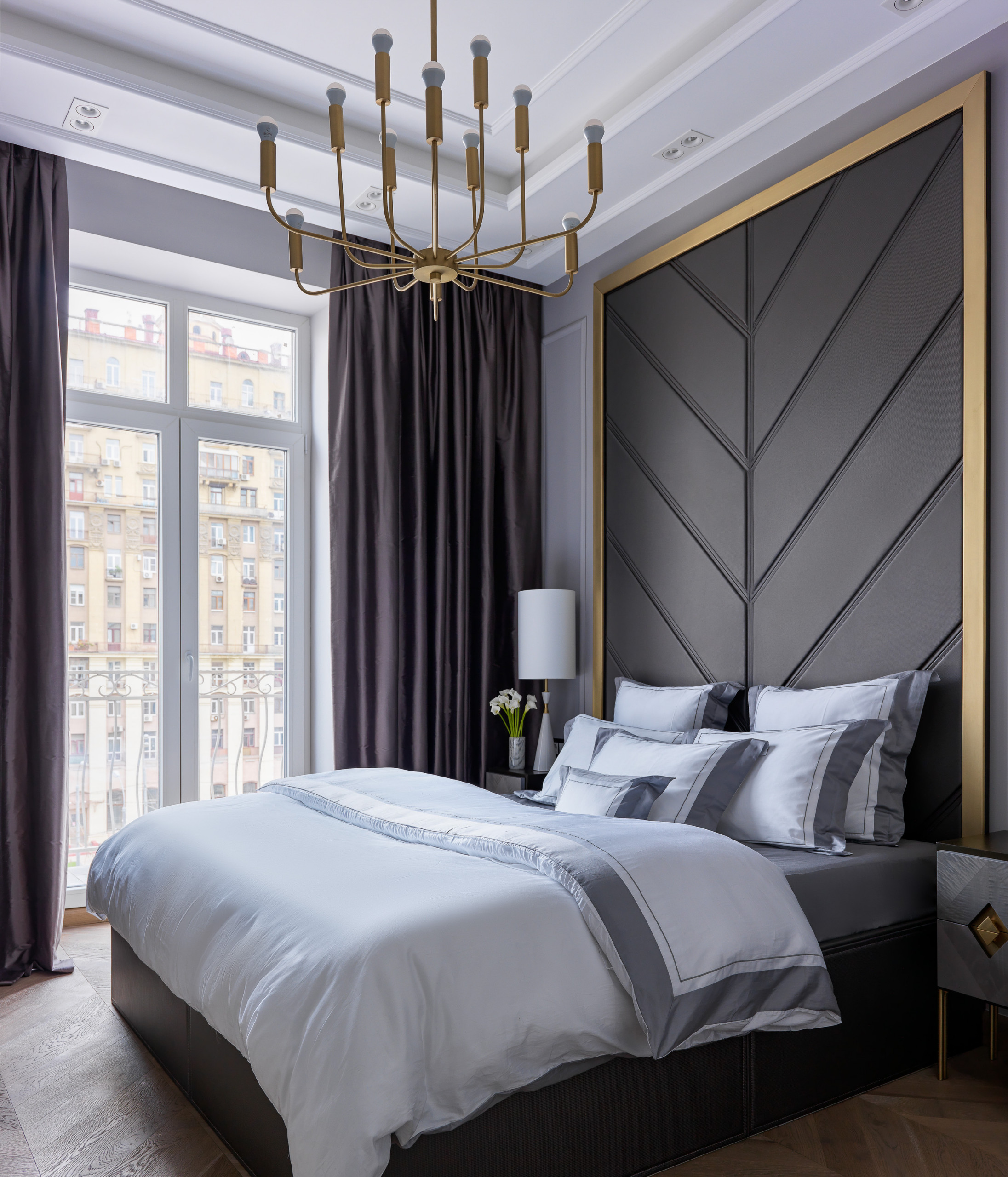 75 Beautiful Wall Paneling Bedroom Pictures Ideas January 2021 Houzz