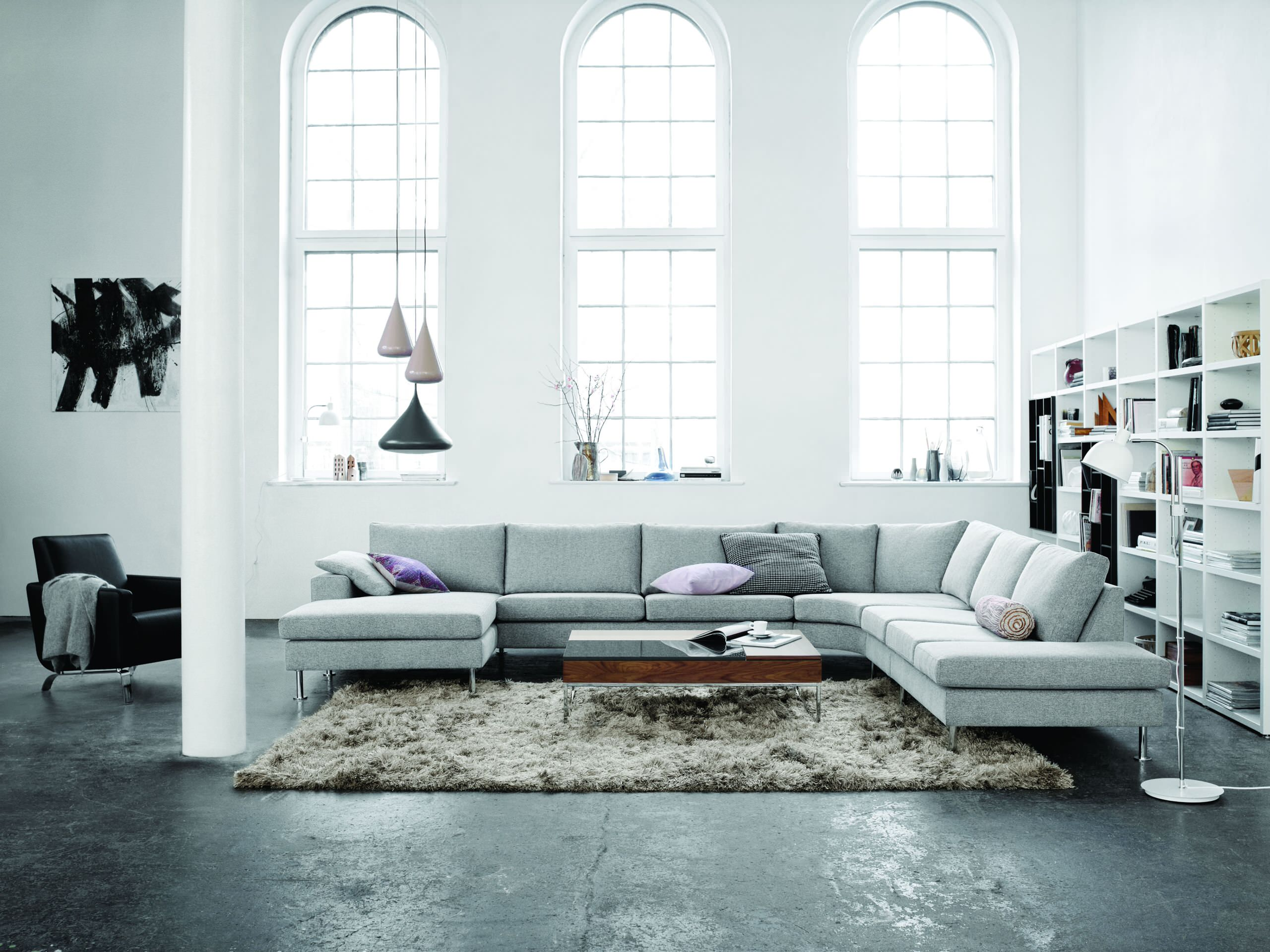 Wohnzimmer Contemporary Family Room Dusseldorf By Boconcept Germany Gmbh Houzz