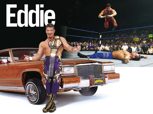 Lowrider Car Hd Wallpaper Eddie Guerrero Lowrider Magazine