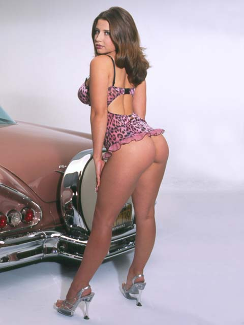 Girls And Trucks Wallpaper Lowrider Model Erica Campbell March 2004 Lowrider