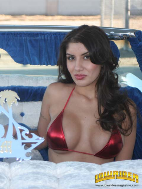 Girls And Lowrider Wallpaper Pic Lowrider Model Miranda Martinez Lowrider Magazine