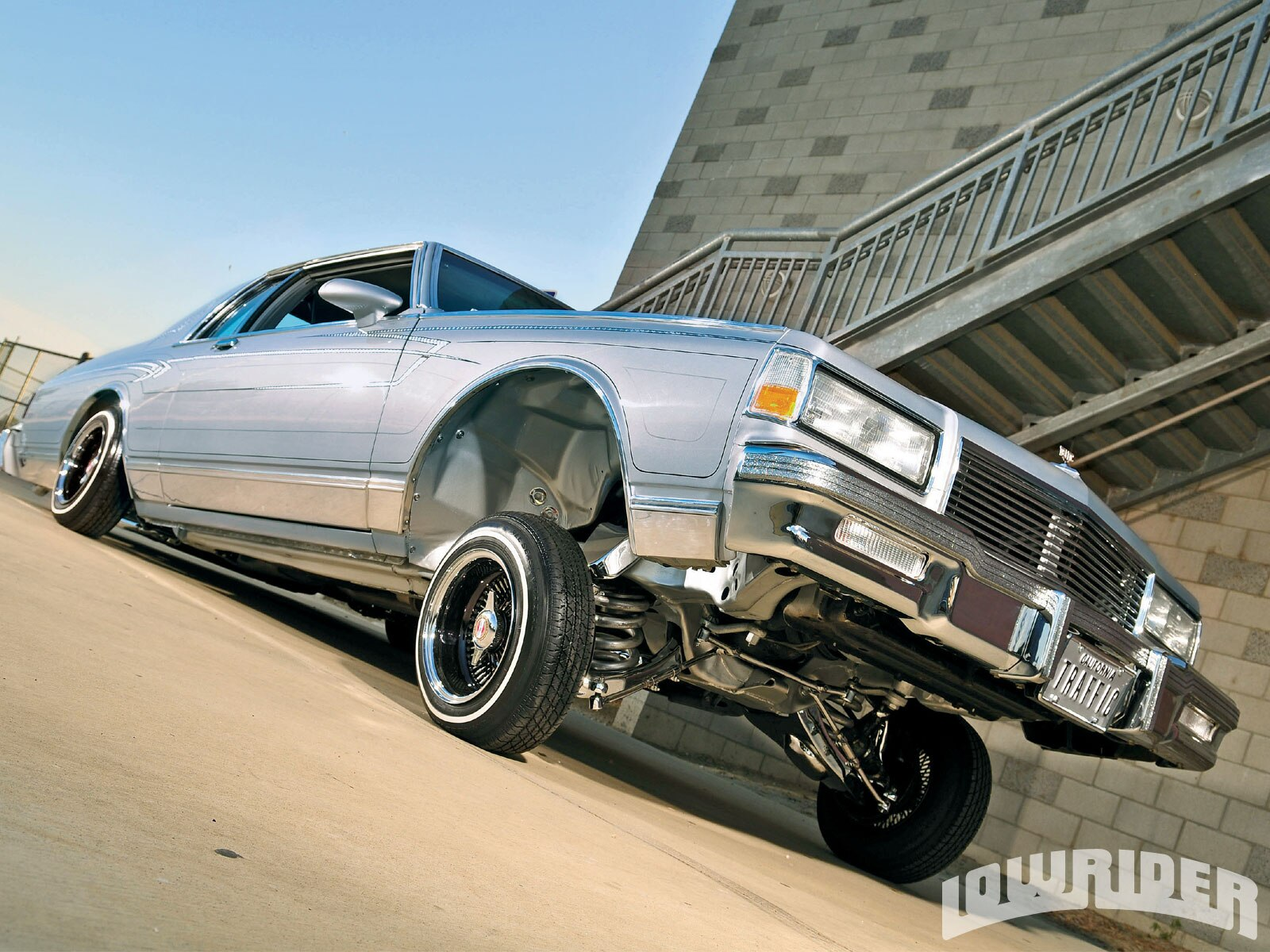 Lowrider Car Hd Wallpaper 1986 Chevrolet Caprice Lowrider Magazine