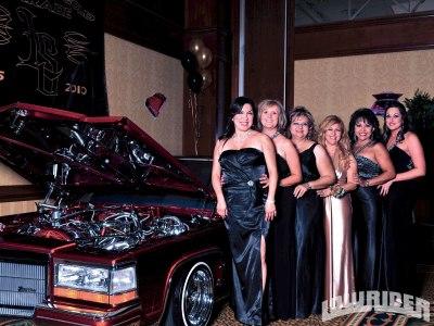 Lifestyle Car Club 35th Anniversary - Lowrider Magazine
