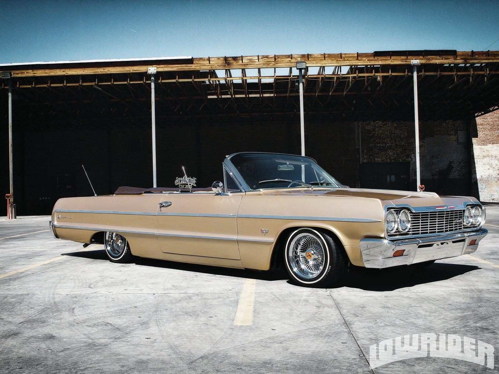Police Officer Wallpaper Hd 1964 Chevrolet Impala Lowrider Lowrider Magazine