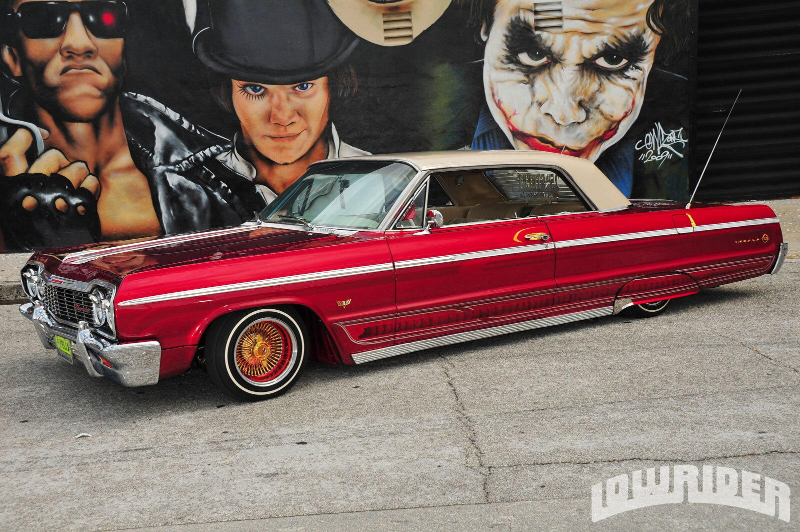 Chevy Impala 1967 Wallpaper Hd 1964 Chevrolet Impala Ss Lowrider Magazine