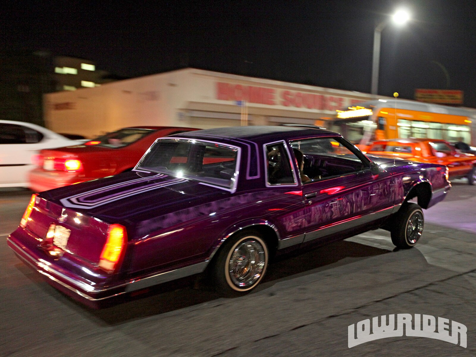 Gangsta Girls And Lowriders Wallpaper Lowrider Street Cred South Central La Lowrider Magazine