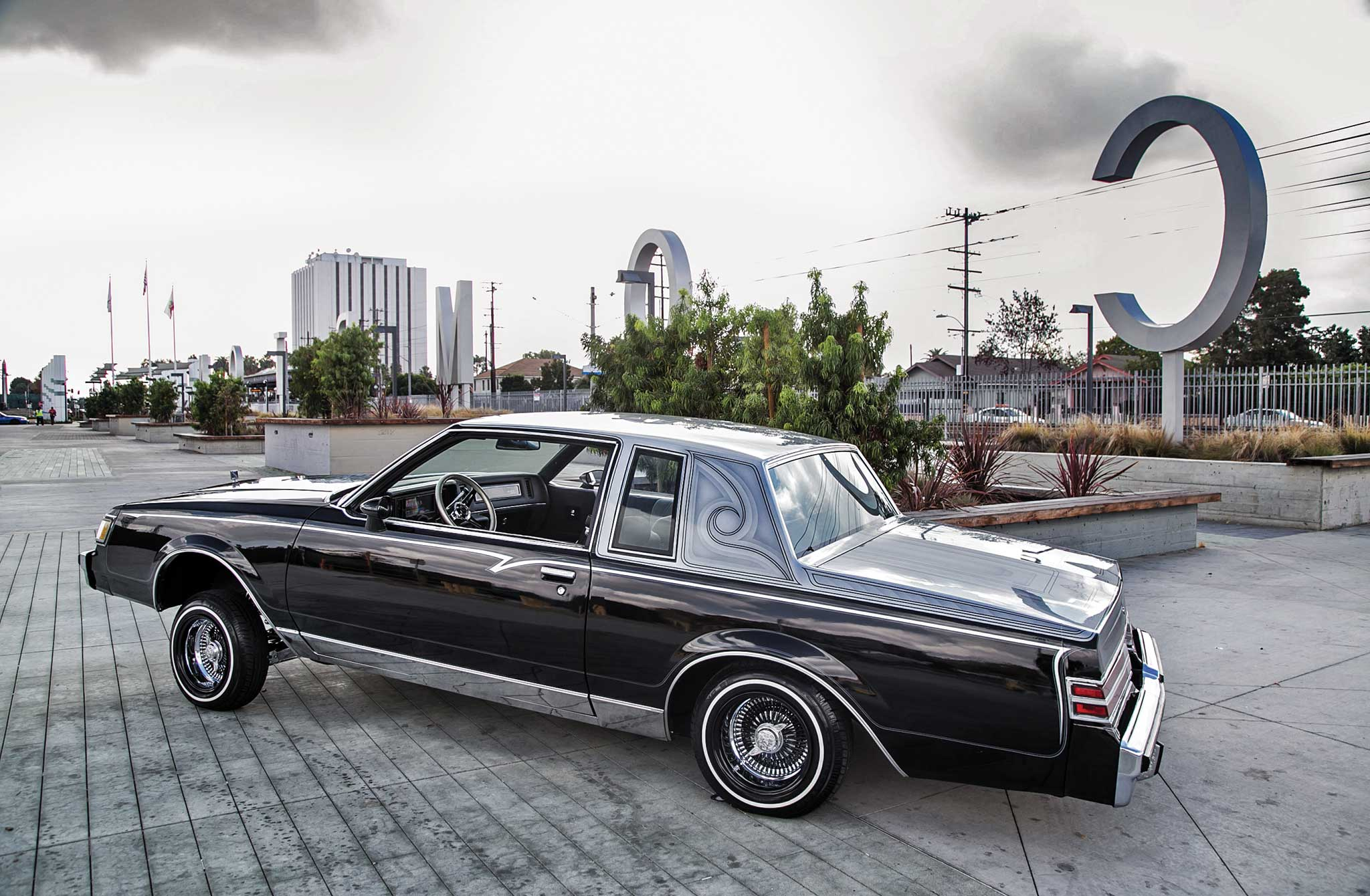 Classic Car Wallpaper Murals 1984 Buick Regal It S All Relative Lowrider
