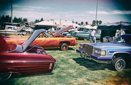 San Diego Lowrider Car Show 2016