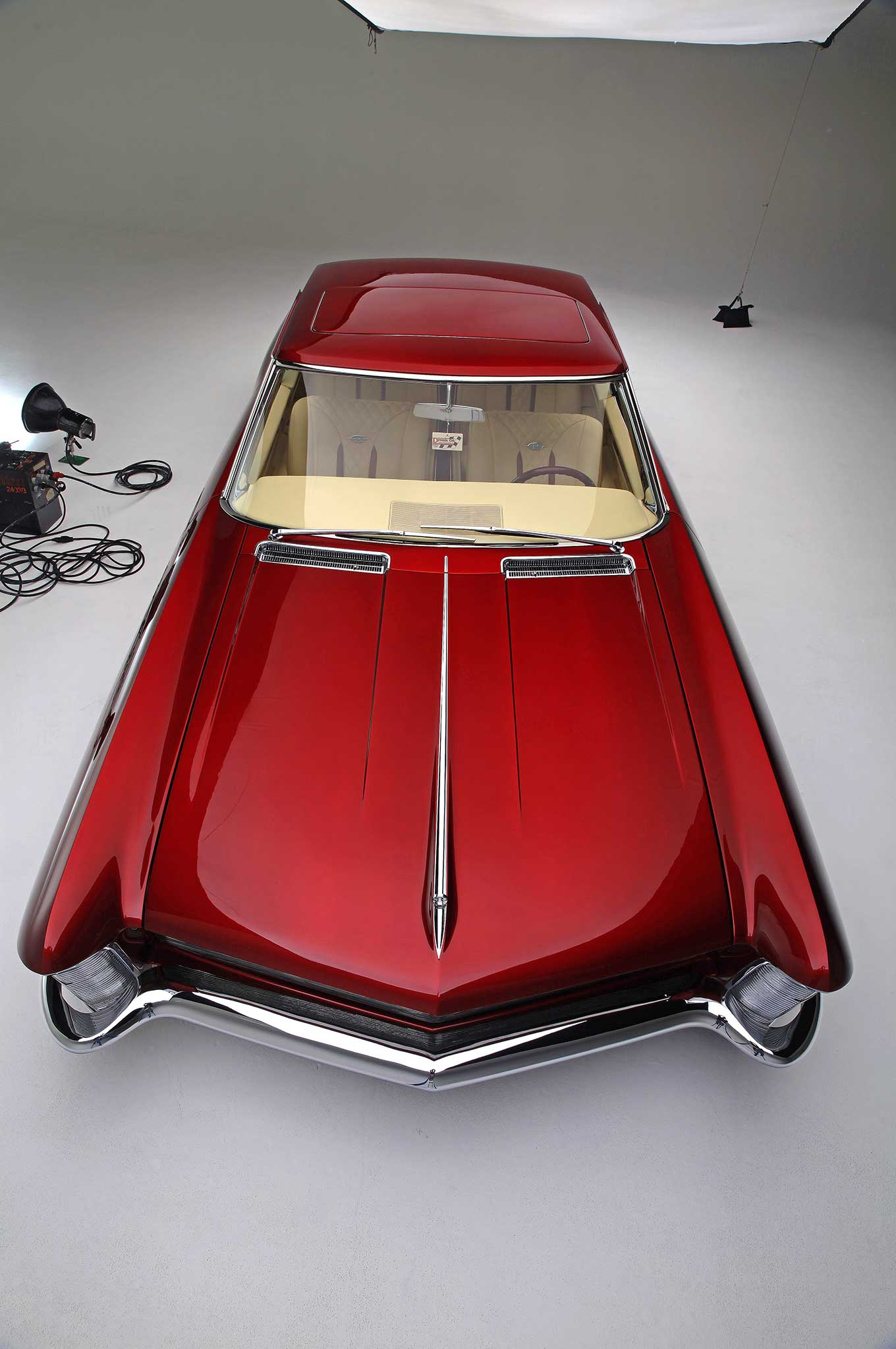 Regal Led Headlamp Top Notch Customs Builds A Clean 3965 Buick Riviera