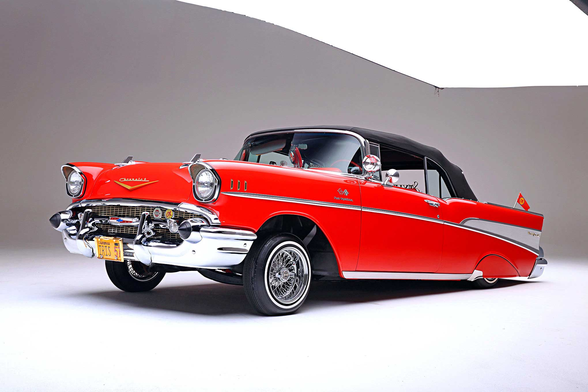 1957 chevy bellaire convertible