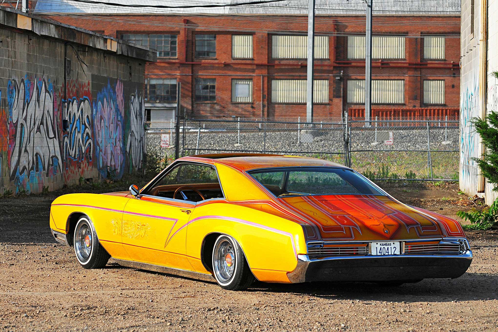 Custom 1967 Buick Riviera Riviera Buick Muscle Cars