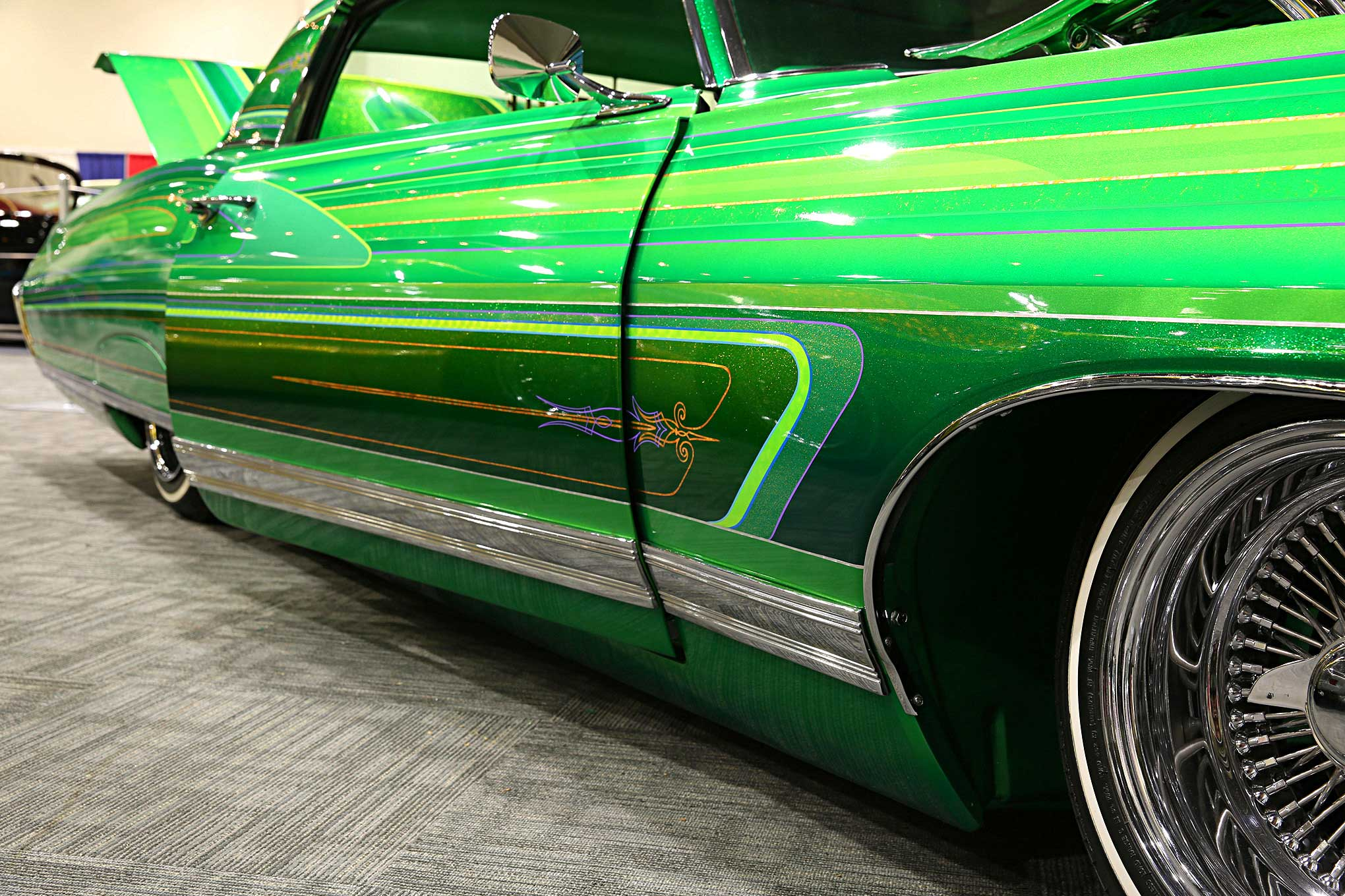 Custom Paintjobs Of The 2017 Grand National Roadster Show