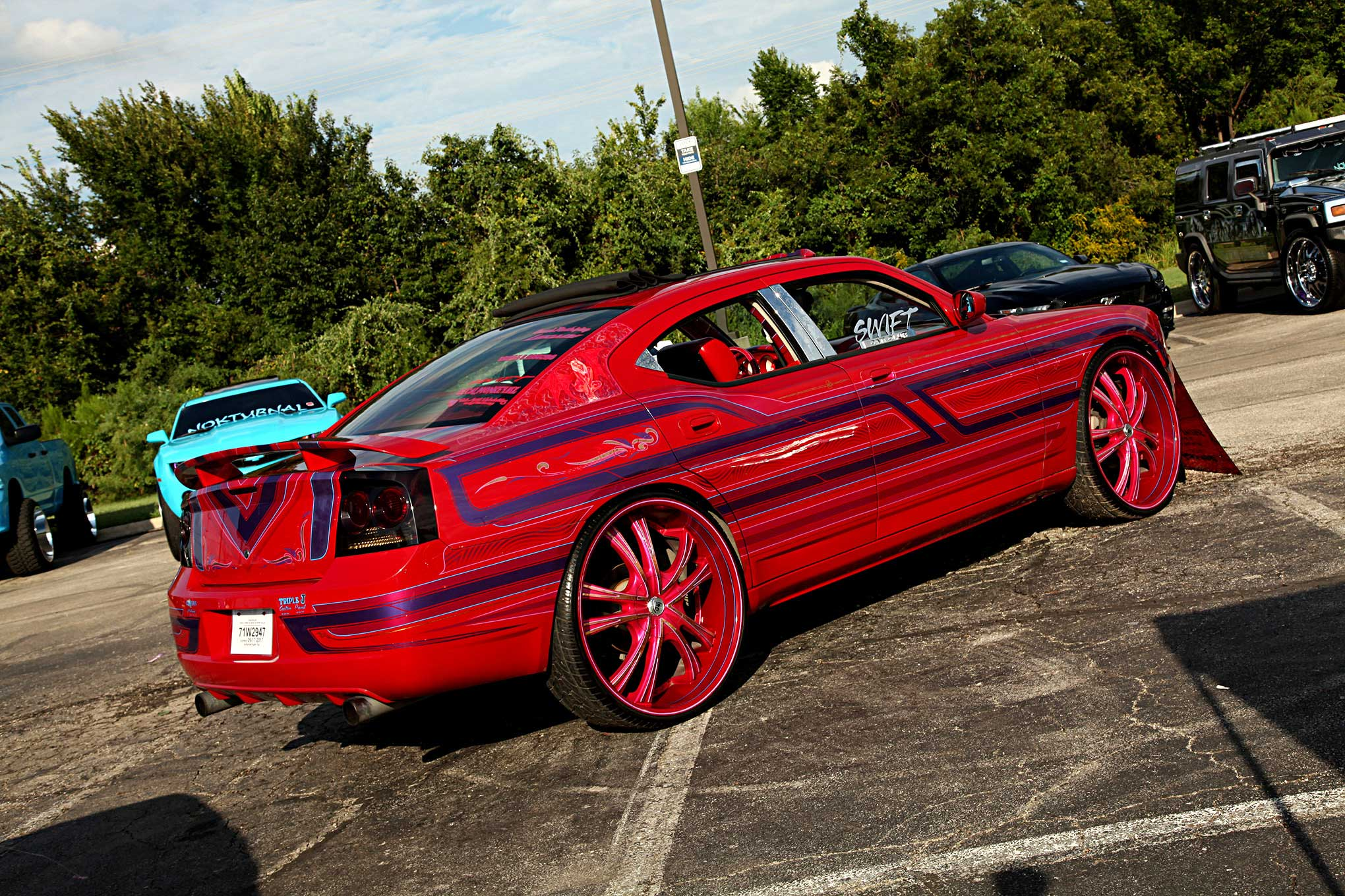 Arte Replay Mustang Dallas S King Of The Streets