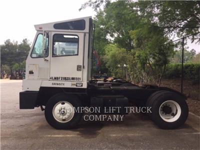 Capacity YARD JOCKEY TJ5000 - Articulated Dump Trucks (ADTs