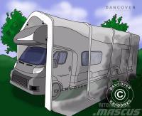 Dancover Portable Garage 3,5x8x3x3,8m, Lagertelt, Pris: 14 ...