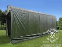 Dancover Portable Garage 3,5x8x3x3,8m, Lagertelt til salg ...