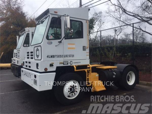 Capacity YARD JOCKEY TJ5000DOT for sale Albany, GA Price $89,000