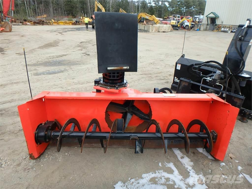 Used Snow Blowers Land Pride Sbl2584