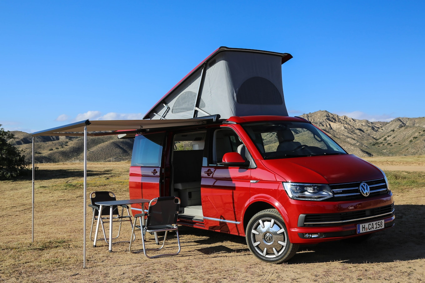 Watch 10 Reasons Why The Volkswagen T6 California Is The - T 6 California Küche