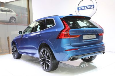 2018 Volvo XC60 T5 and T6 First Test Review - Motor Trend Canada