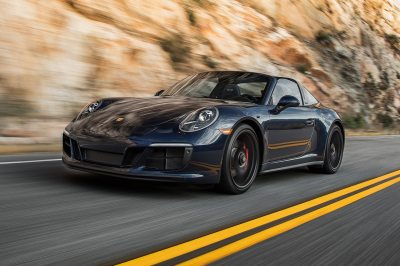 2017 Porsche 911 Targa 4 GTS First Test: Performance, Value, and Style - Motor Trend Canada