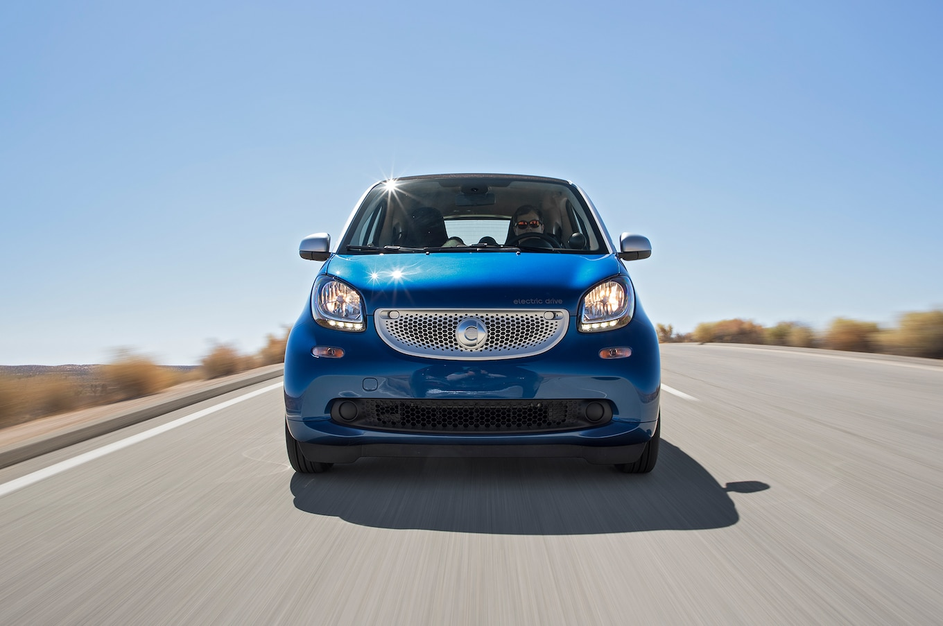 The Passion 2017 Smart Fortwo Electric Drive 2018 Motor Trend Car Of The