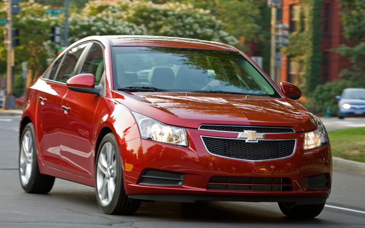 2011 Chevrolet Cruze Reviews and Rating Motortrend