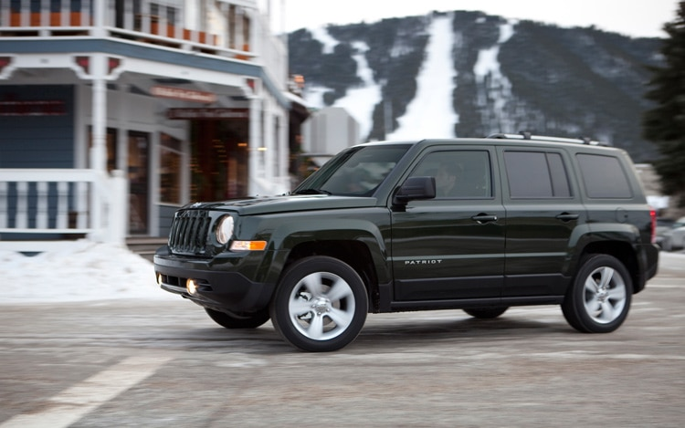 2011 Jeep Patriot Reviews and Rating Motortrend
