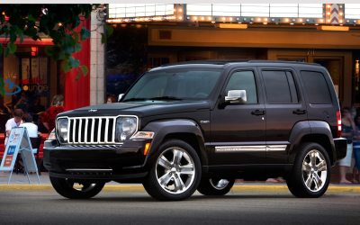 2012 Jeep Liberty Reviews and Rating | Motor Trend