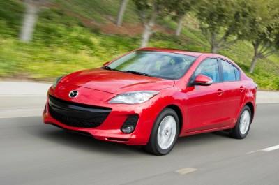 2013 Mazda Mazda3 Reviews and Rating | Motor Trend