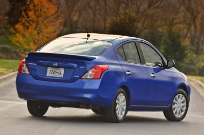 2013 Nissan Versa Reviews and Rating | Motortrend