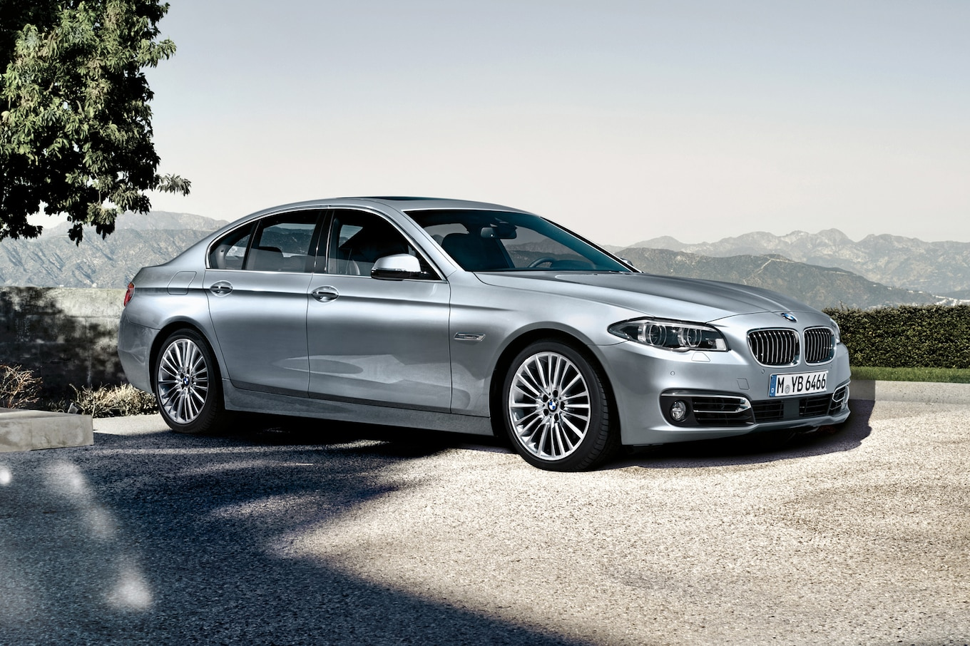 Bmw 5 Serie 2014 Bmw 5 Series Reviews And Rating Motor Trend