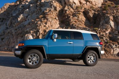 2014 Toyota FJ Cruiser Reviews and Rating | Motor Trend