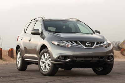 2014 Nissan Murano Reviews and Rating | Motor Trend