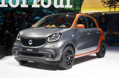 2016 smart fortwo Reviews and Rating | Motor Trend