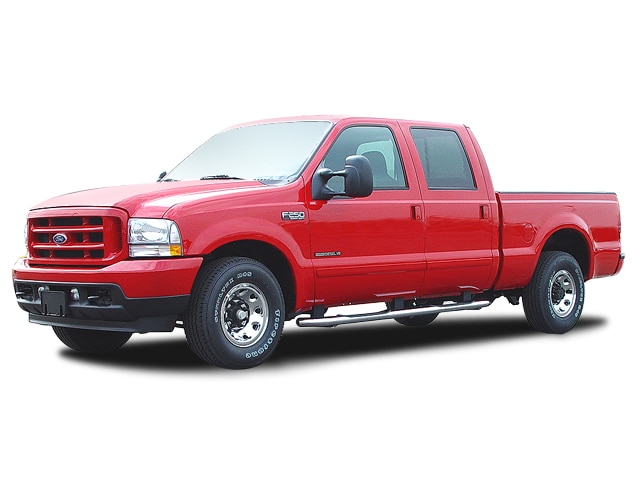 2003 Ford F-250 Reviews and Rating Motortrend