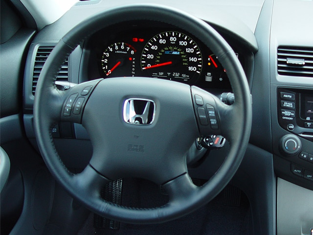 2005 Honda Accord Reviews and Rating Motortrend