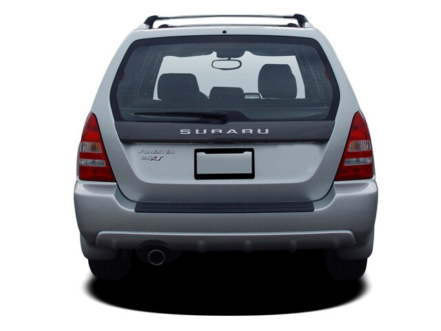 2005 Subaru Forester Reviews and Rating Motortrend