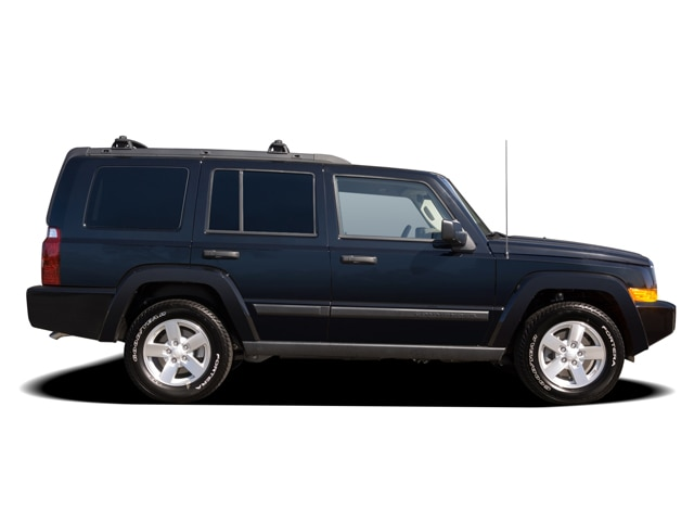 2006 Jeep Commander Reviews and Rating Motortrend